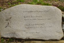 Beautiful Stone Memorial